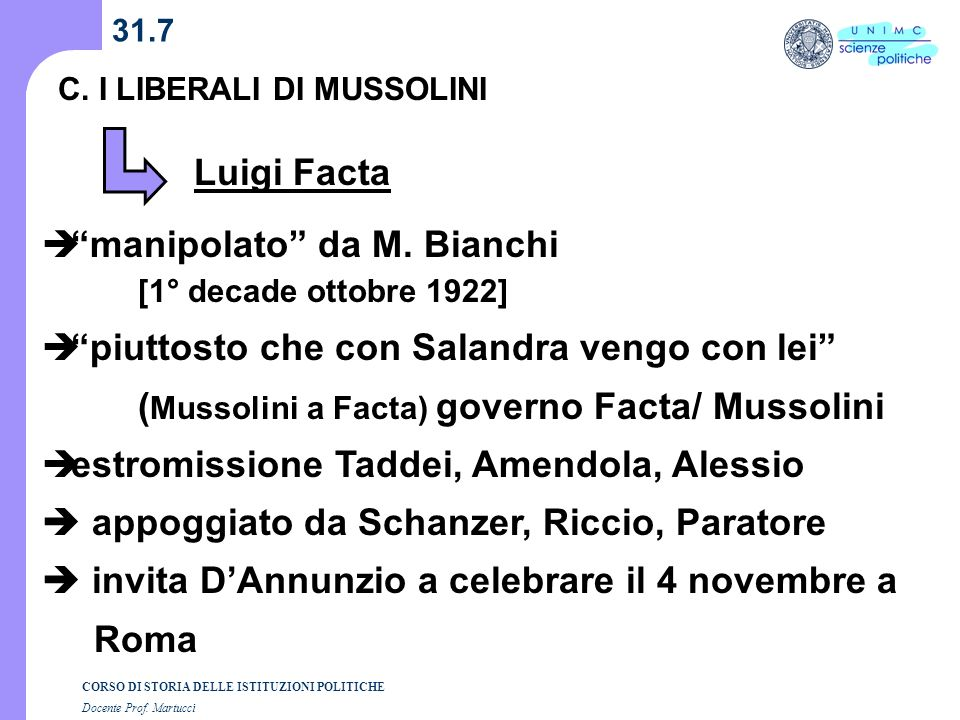 manipolato da M. Bianchi [1° decade ottobre 1922]